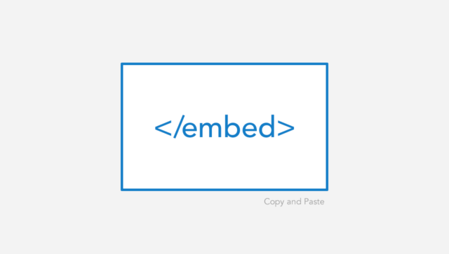 How to embed a checklist